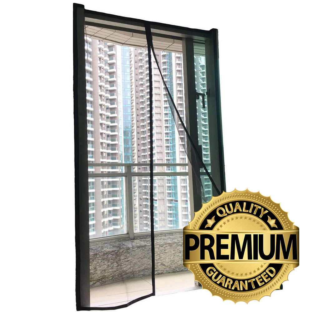 Magnetic Door Screen | Easy To Install - FREE Delivery